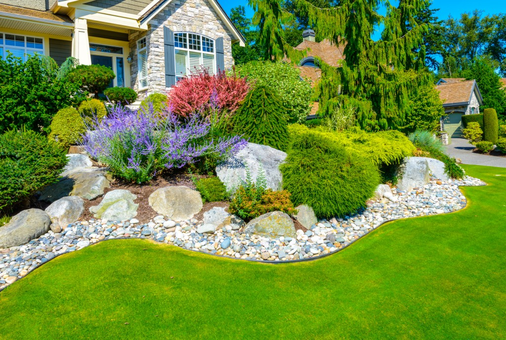 Build An Easily Maintainable Gorgeous And Functional Garden With