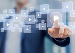 Video click concept