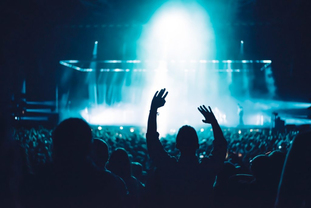 concert visualization