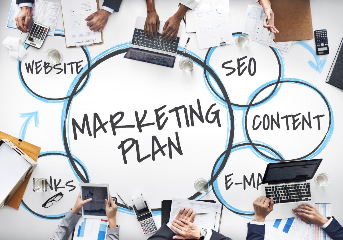 marketing plan seo