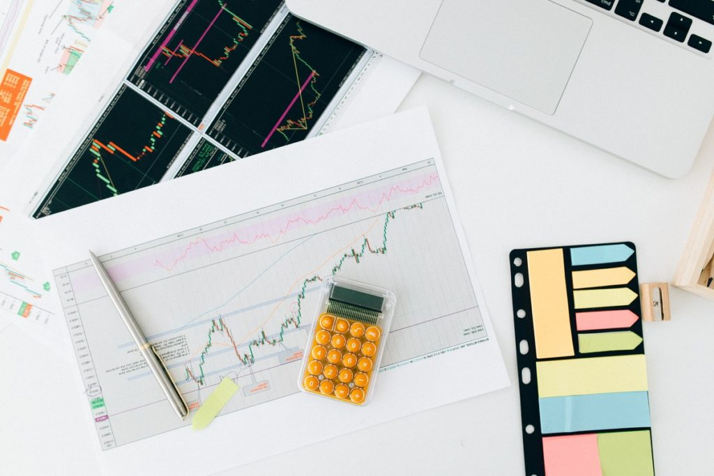 data and charts