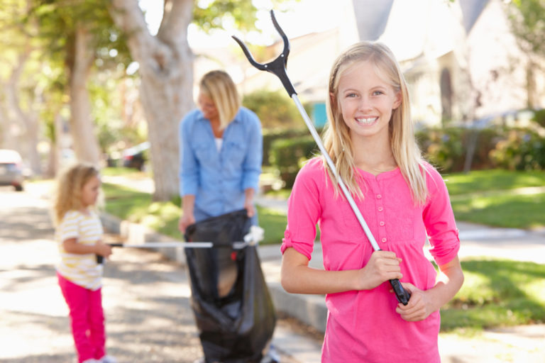 community cleanup