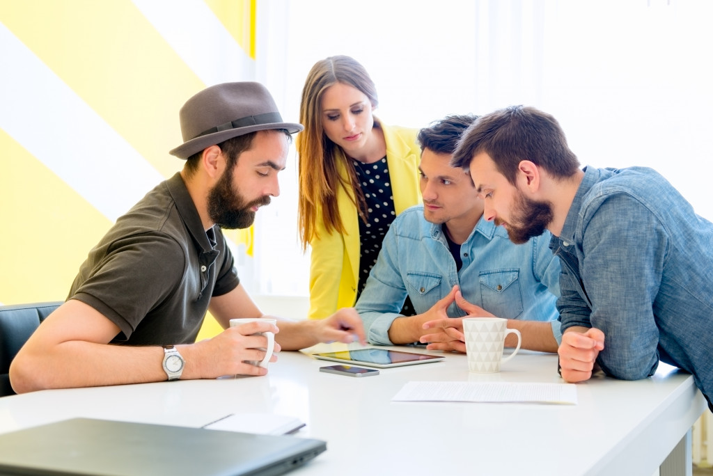 Small team planning